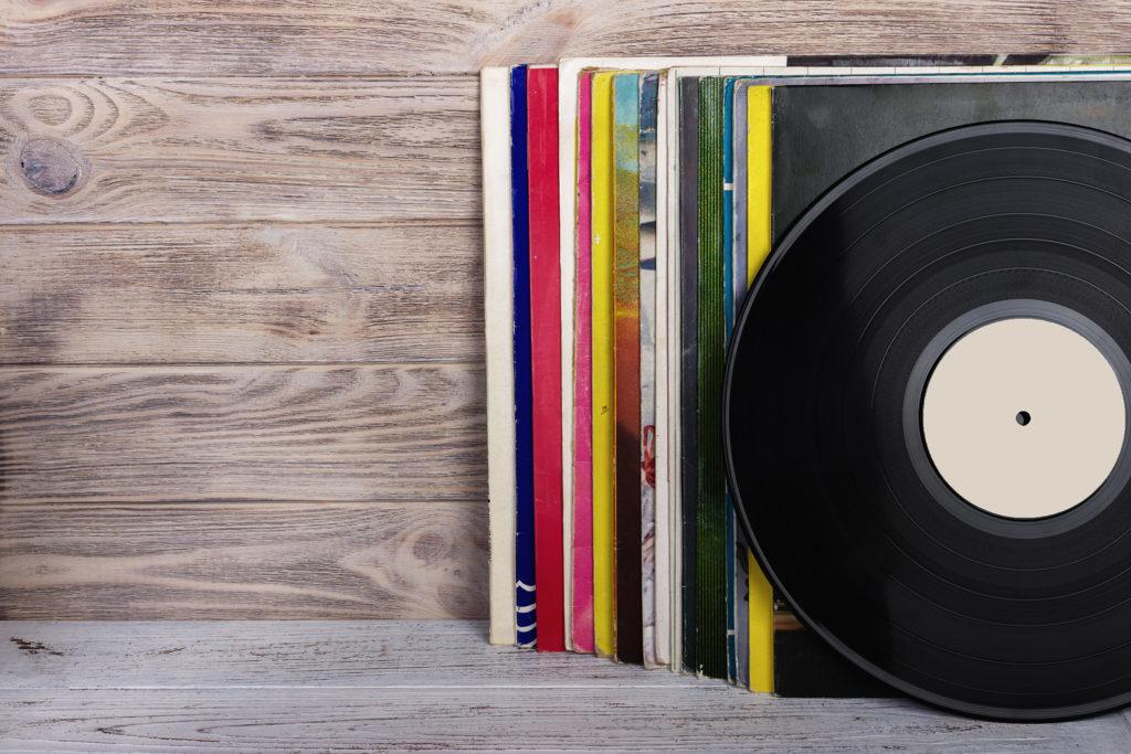 ויניל, תקליטי ויניל, האזנה למוזיקה