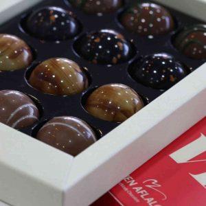 מארזים מעוצבים לשוקולד