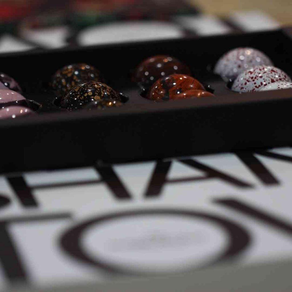 עיצוב אריזות שוקולד